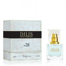 ДУХИ DILIS CLASSIC COLLECTION №28