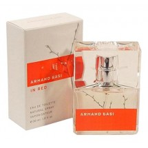 ARMAND BASI IN RED edt 30ml жен