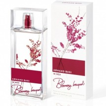 ARMAND BASI IN RED BLOOMING BOUQUET EDT ЖЕНСКИЕ ДУХИ ОРИГИНАЛ 100ML